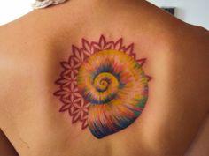 Flor de la vida. #Tatuaje