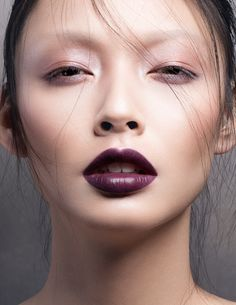 """Into the Gloss"" for TWO magazine by Ruo Bing Li, via Behance"