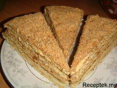 Hihetetlenül finom mézes torta, annyira puha, szinte elolvad a szádban - Receptek Kefir, Banana Bread, Cooking, Food, Dessert Ideas, Food Food, Bakken, Baking Center, Koken