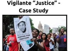 Thank you for checking out Digital Teacher Diva's Marketplace!This item is a Research Packet for students to explore cases of vigilante justice re: African-Americans, including what the top presidential candidates have to say about it.  Share with students and class runs on AUTOPILOT for at least a week!I've created 5 different Case Studies/Research Packets to support a unit on #BlackLivesMatter.For each packet Ive laid out the research process in steps; each step includes hyperlinks to…