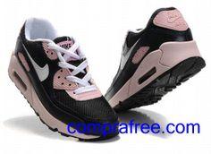 los angeles 33f0d 243f6 Comprar baratos mujer Nike Air Max 90 Zapatillas (colorblanco,negro,rosa
