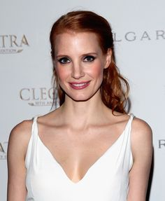 Jessica Chastain - Guests at the 'Cleopatra' Cocktail in Cannes