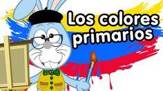 Canción de los colores primarios - Canciones Infantiles - kids songs in ...