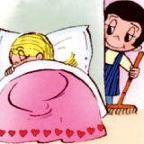 kad je posmatraš dok spava