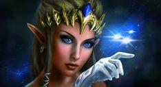 Zelda  by *skribbliX