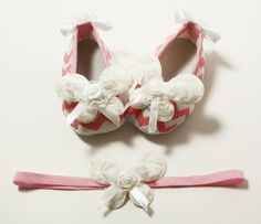 Crib Shoes Headbands-Wholesale Princess, Where Adorable Meets Affordable! Crib Shoes, Stylish Dresses, Rosettes, Pink White, Headbands, Butterfly, Princess, Amp, Kids