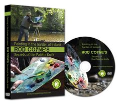 painting dvd with rod coyne on the avoca river in county wicklow Painting Videos, Palette Knife, The Secret, Original Paintings, Meditation, River, School, Creative, Prints