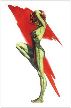 Poison Ivy by Steve Rude