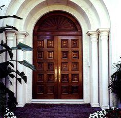 Lovely doors!