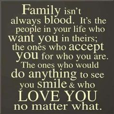 Fake is very visible when you're surrounded by pure.. weed out the fake & love the pure/real friends/family in your life!