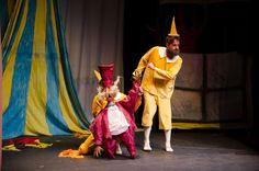 Bilderesultat for pinocchio theatre