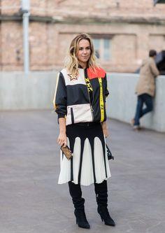 Street Style at Australian Fashion Week 2017