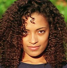 Melissa De Soussa is an Afro-Latino American actress. Born in New York City, De Sousa is of Panamanian descent.