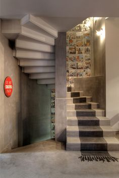 photo by Costas Mitropoulos, Courtesy of The Dalliance House, Athens, Greece. #ideas #escaleras #stairs #pisos