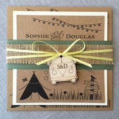 Sky with sage green and hessian belly and lemon ribbon Wedding Invitations Online, Wedding Invitation Sets, Wedding Stationary, Invites, Elegant Wedding Rings, Belly Bands, Wedding Details, Wedding Ideas, Color Schemes