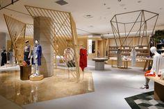 CASA VIA BUS STOP shop by acca.Inc, Tokyo – Japan » Retail Design Blog