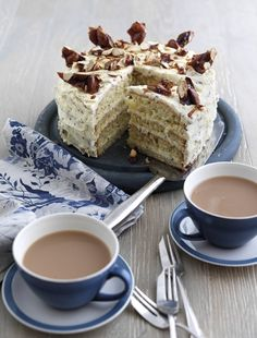 Rachel Allen cake recipes: Food slideshows: Good Food Channel