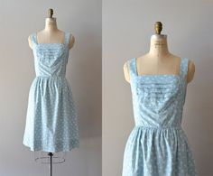 1970s sundress / vintage 70s dress / Window Shopping par DearGolden, $48.00