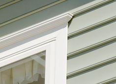 Exterior Window Molding Ideas Cellular Pvc Trim The Durable Aesthetic Option Buildipedia