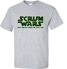Scrum Wars: May the brute force be with you... I guess this hits the portion of the market that is both Nerd enthusiast and Rugby fan/player