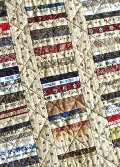 Persnickety Quilts: Falling Through the Cracks
