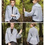 Design by Vladimir Teriokhin for Vogue Knitting Magazine Early Fall 2011 #18