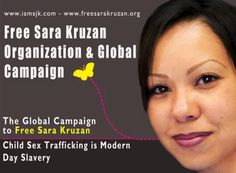 PROP 35 IS PASSED IN CALIFORNIA. SARA KRUZAN IS STILL IN JAIL.    IAmSJK.com  Spread the word on this important campaign for justice.