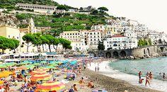 Road-Tripping on your Amalfi Coast Holidays