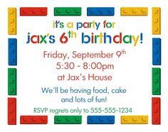 birthday party invitation template free