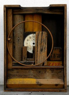 Joseph Cornell - one of the fathers of assemblage! Found Object Art, Found Art, Art Object, Collages, Collage Art, Joseph Cornell Boxes, Wal Art, Shadow Box Art, Assemblage Art