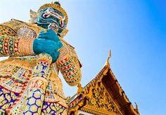 Grand Palace in Bangkok - Thailand  http://www.fox.nl/rondreizen?affid=30323_campaign=Social_medium=Pinterest_source=Board