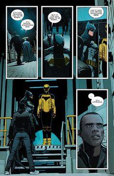 """Batman: Rebirth"" #1 Gives Duke Thomas a New Role, Revamps Classic Foe"
