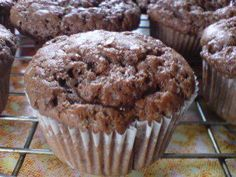 Erdnussbutter Muffins - Rezept