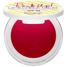 Perk Up! Lip & Cheek Color Treat Broad Spectrum Sunscreen SPF 40 - Supergoop! | Sephora