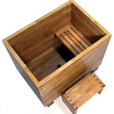japanesesoakingtubs handcrafted japanese products natural soaking hurley magnus japan wood home tub 39 39 Hurley Handcrafted Natural Wood Japanese Soaking Tub 39 Hurley Handcrafted Natural Wood JapaneseYou can find Hurley and more on our website Japanese Bathtub, Japanese Soaking Tubs, Deep Soaking Tub, Soaking Bathtubs, Tub Shower Combo, Shower Tub, Bath Tub, Shower Tiles, Contemporary Bathtubs