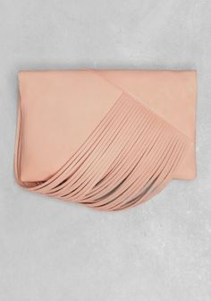 & Other Stories | Draped leather shoulder bag