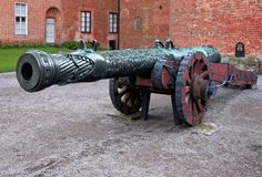 Feldschlange Schloss Gripsholm Schweden