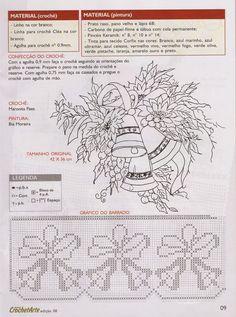 Revista Completa Barrados em crochê