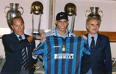 Luis Suarez, Ronaldo et Sandro Mazzola