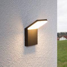 Applique extérieure Mare LED gris foncé