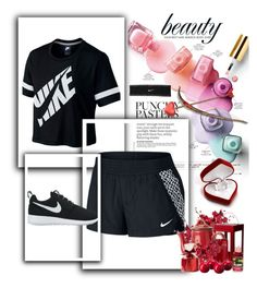 """Nike"" by tylabest138 ❤ liked on Polyvore featuring NIKE"