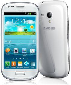 EL Galaxy S3 mini, Mini en su nombre y grande en sus prestaciones.