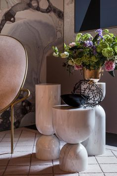 <p>Founded by Pavlo Schtakleff in 2007, Sé is a London design brand which has created for this year's Milan Design Week an apartment exhibition within Rossana Orlandi space, called 'Sé Ensemble'