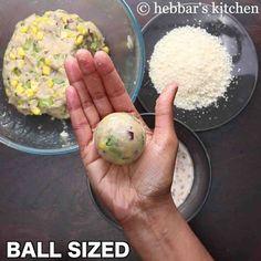 corn cheese balls recipe | how to make sweet corn & veg cheese balls Veg Cheese Balls Recipe, Cheese Ball Recipes, Snack Recipes, Aaloo Recipe, How To Make Corn, Corn Cheese, Paneer Recipes, Sweet Corn, Melted Cheese