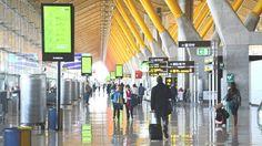 Aena eleva un 11% el número de pasajeros hasta los 215 millones en lo que va de año