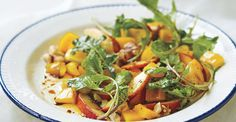 Ready in 5 minutes, this simple yet beautiful salad provides a big payoff for very little effort.
