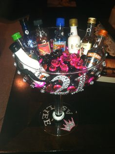 21st birthday ideas, I would love this as a present!