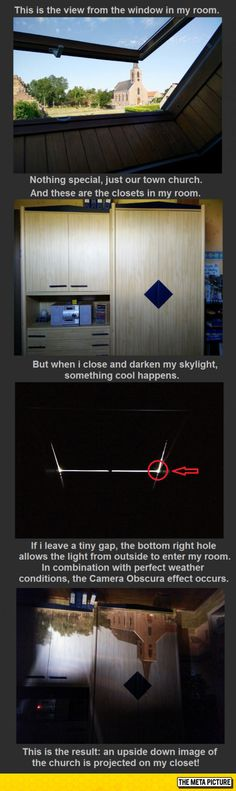 The Camera Obscura Effect