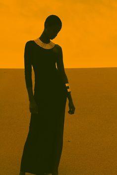 """powerful-art: """"Eveline Correia, by Cici Jones. Black Women Art, Black Art, Viviane Sassen, Portrait Photography, Fashion Photography, Afrique Art, Powerful Art, Afro Art, African American Art"""