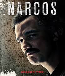 NARCOS SEASON 2 NETFLIX SERIES DUAL AUDIO [HINDI ENGLISH